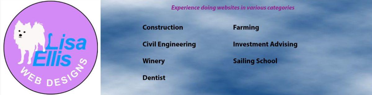 Lisa Ellis Web Designs